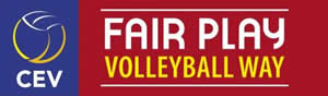Fair play. Volleyball way.